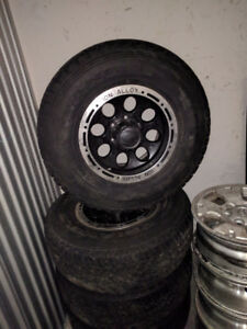 "16"" ion alloy rims"