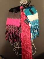Chaos Scarves and Hats