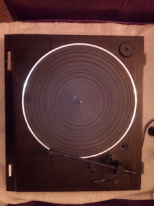 REALISTIC. Radio shack tandy record player old with user manual