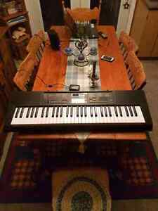 Casio CTK-2400 Electric Keyboard USED ONCE