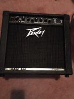 Peavey Rage 158 Guitar Amp Transtube Technology