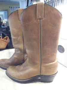 Brand New Women's Leather Cowboy Boots