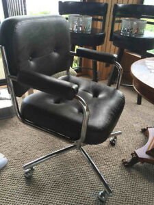 Vintage Modern Office Chair