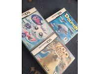 Animal Nintendo DS Game bundle