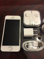 iPhone 5s 16 GB Telus Blanc/Argent