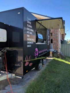 Mobile food van for sale Sydney Region Preview