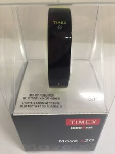 Timex IronMan Move x20 Fitness Tracker - Men's Small