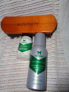 Brand New In Box Mephisto Sandal Cleaning Kit