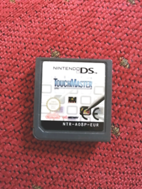 Nintendo DS Touch Master