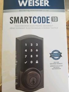 Weiser Smart Code 10