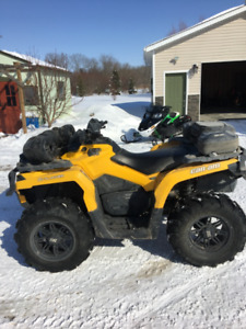 2013 Can Am Outlander