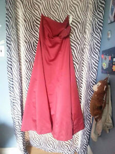 Prom Dress or brides maid dress size 10