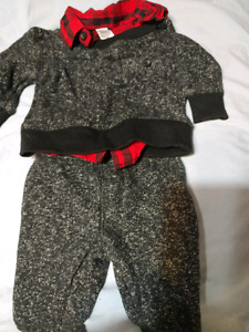 0-3 mth outfit