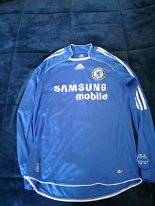Authentic Adidas Chelsea Football Jersey