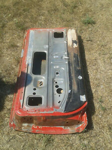 Original left side used door from a 1963-66 Dodge Dart (D-001) Belleville Belleville Area image 5