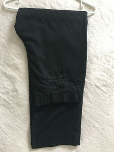 Great Condition - PERRY ELLIS Dress Pants (Black)