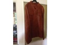 Burtons Leather Jacket