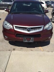 2009 Acura RDX Premium, local vehicle no accidents