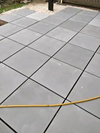 Kandla Grey Indian Sandstone 600 x 600