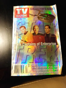 Star trek TV guide
