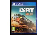 Dirt rally ps4 swap for GTA