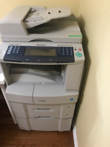 Panasonic DP-2300 Printer
