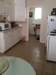 Room for rent.... Shared kitchen, washroom and laundry