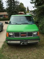 1986 gmc safari