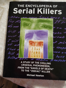 """""""The Encyclopedia of Serial Killers"""" by Michael Newton"""