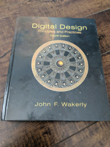 Digital Design Principles & Practices. Fourth Edition.