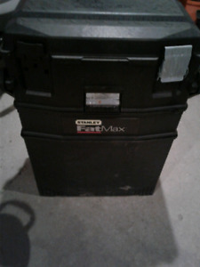 Stanley Fat Max Rolling Tool Box Chest