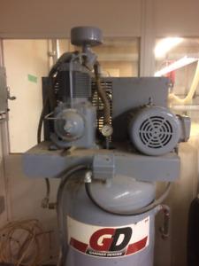 Air compressor, Industrial