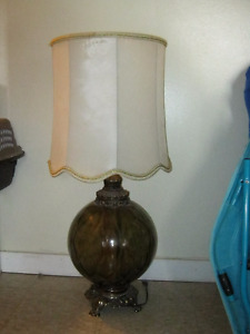 Large Bead Lamps