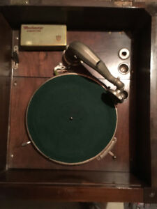 1900's Crank Lyric Phonograph