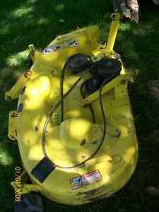 John Deer mower deck Hitachi screw gun Kawartha Lakes Peterborough Area image 2