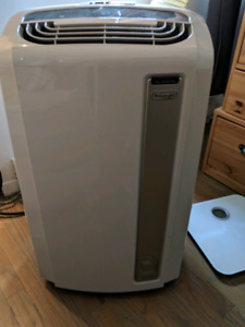 DeLonghi Whisper 12000BTU Portable Air Conditioner