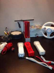 NINTENDO WII FOR SALE | COMES WITH XBOX 360 + TONS OF ACESSORIES