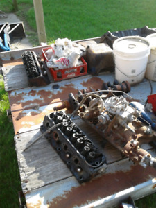 Ford windsor 351 parts and transmission