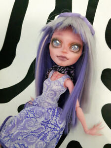 OOAK Monster High Doll Custom
