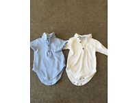 3-6 months next polo tops/shirts