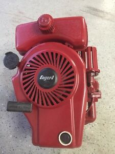 Vintage Tecumseh lawnmower engine