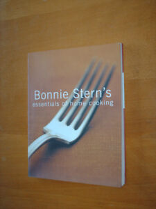 Bonnie Stern's Essentials Of Home Cooking - Autographed