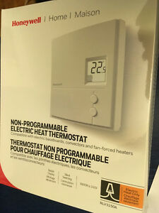 NEUF - Thermostat pour chauffage 3000 Watts de charge