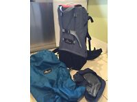 Baby/Toddler backpack carrier-Macpac