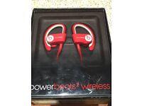 Dr Dre Powerbeats2 wireless headphones