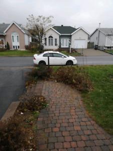 Honda civic si 2007 4portes