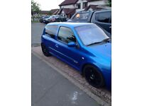 Clio 182 ff cup