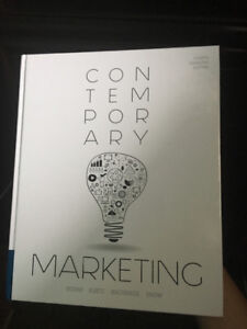 Selling contemporary marketing textbook (4th edition)