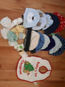 Baby toques and socks!!!!