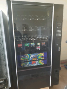 Vending Machine Need Gone Today